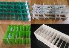 Sử dụng tấm nhựa đặc